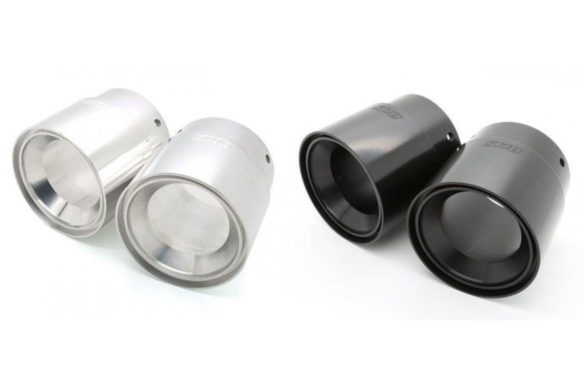 Burger Motorsport Alluminium Endrohrtips für BMW E-Serie E90 | E91 | E92 | E93 | N55 | N54 335