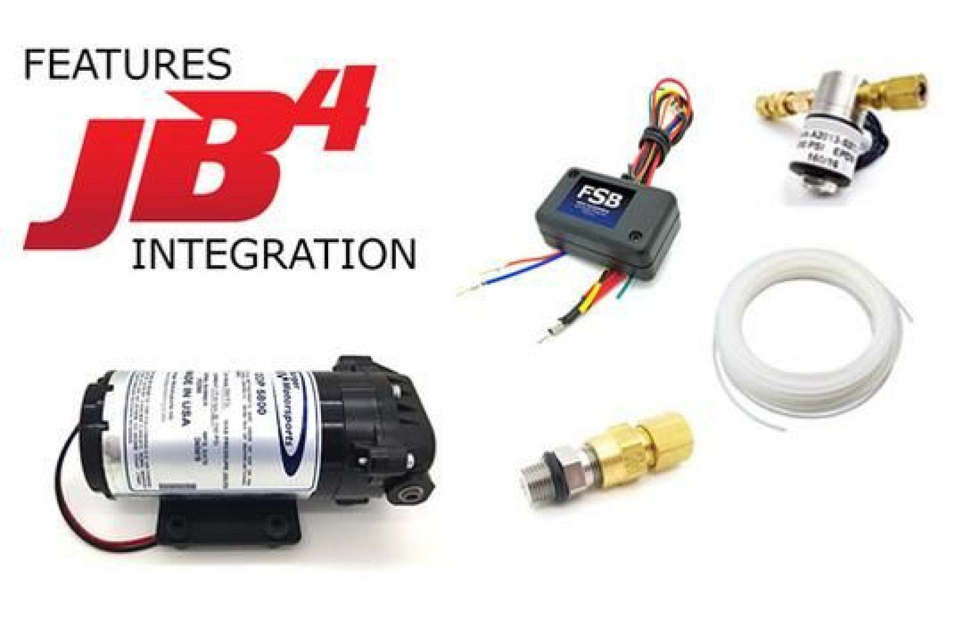 Burger Motorsport Basis Meth Kit