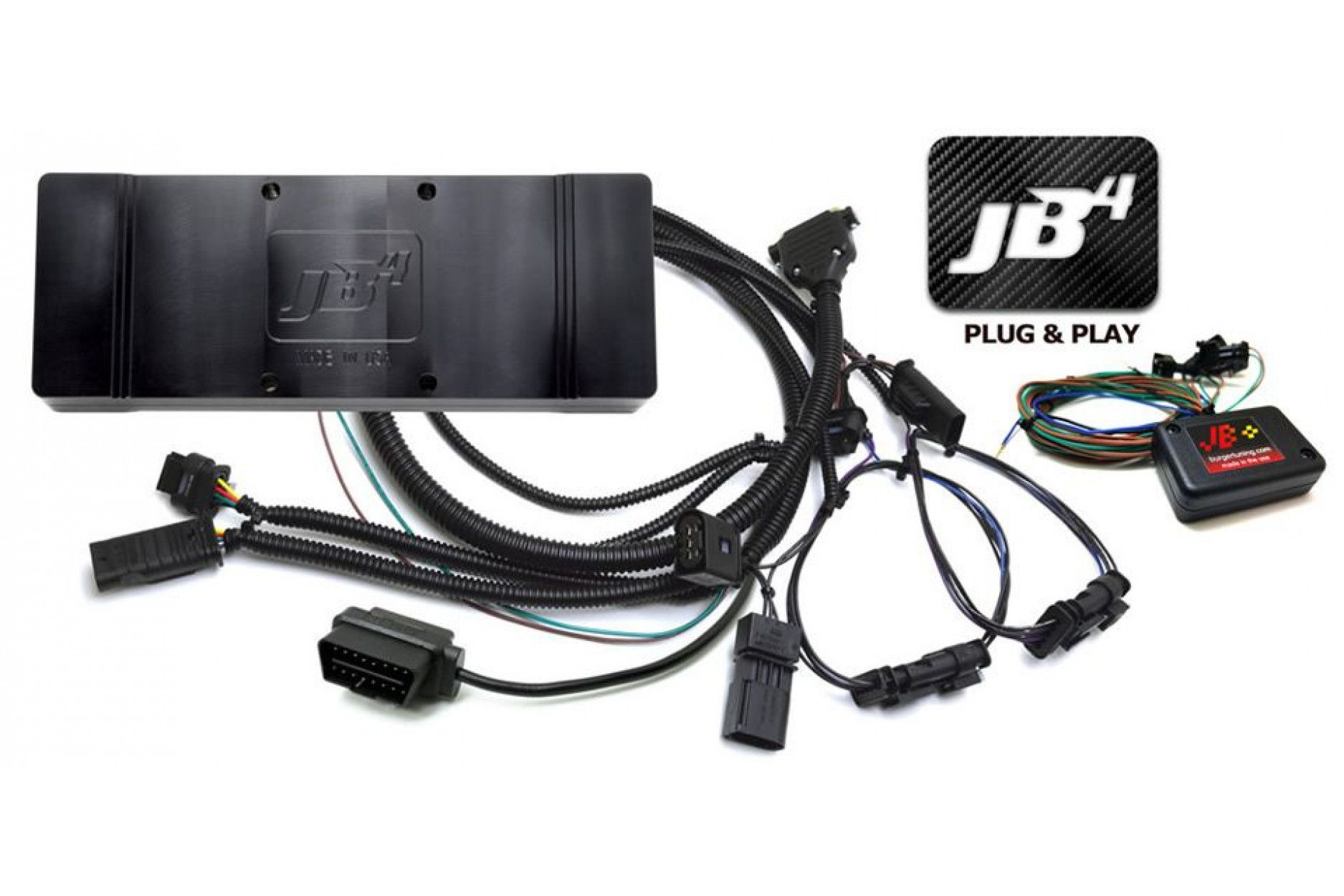 Burger Motorsport S63TU JB4
