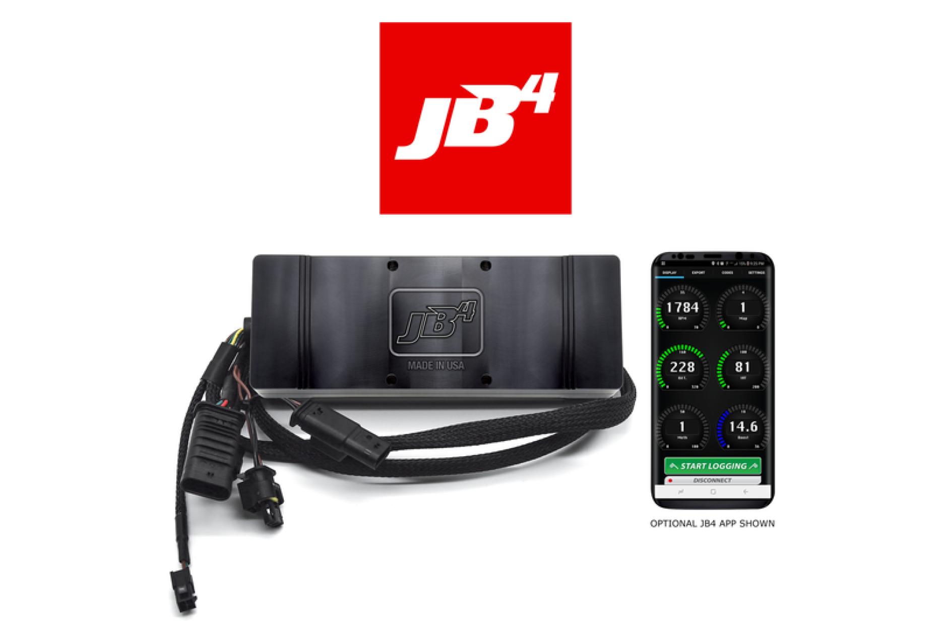 Burger Motorsport JB4 für Porsche Carrera S/T/GTS und Targa 4/S