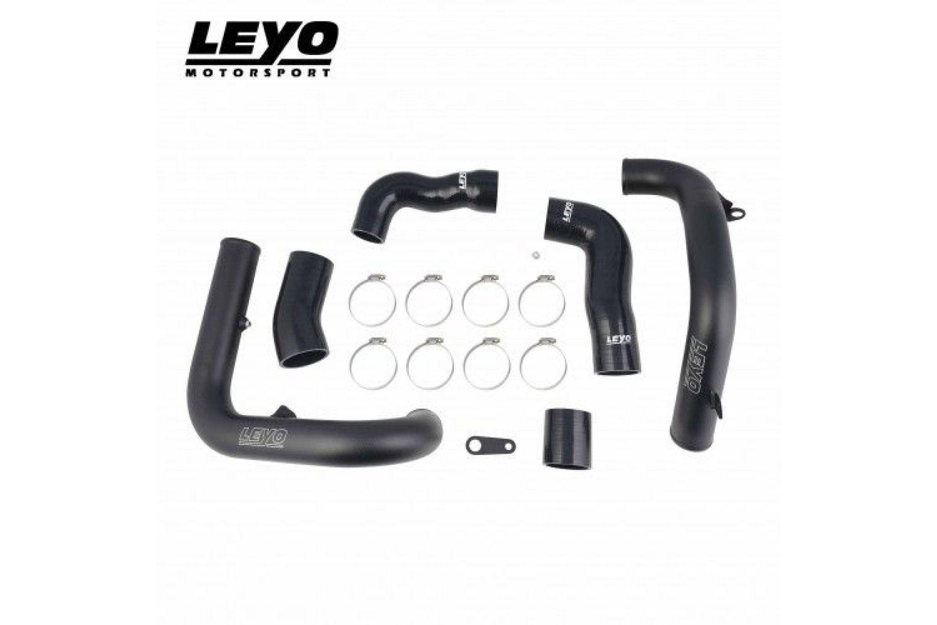 Leyo Upgrade Chargepipes für VW Golf 7 R Facelift MK7.5
