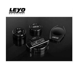 Leyo Motorraum Ersatzkappen für VW Golf 7