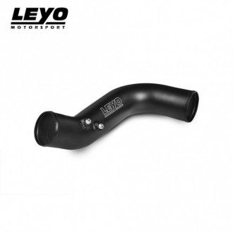 Leyo Throttle Pipe Ladedruckrohr Audi 8V RS3 (2 Meth-Gewinde)