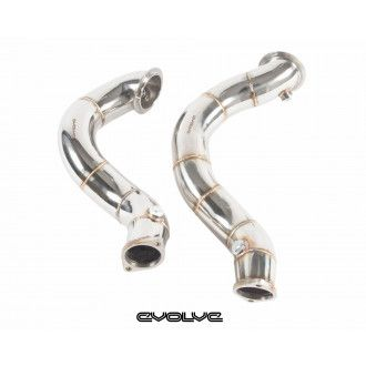 Evolve Downpipes BMW N54
