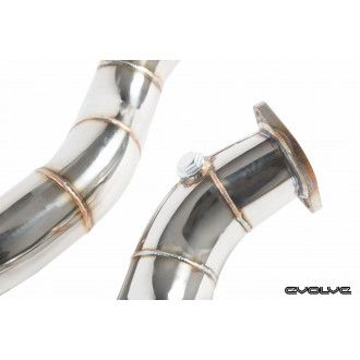 Evolve Downpipes BMW S63 M5 M6