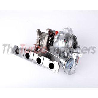 TTE Turbo TTE420 TFSI für VAG 2.0 TFSI EA113 / Audi S3 8P/ GOLF 6R / Audi TTS 8J / SCIROCCO R / SKODA OCTAVIA MK2/ SEAT LEON komplett neu