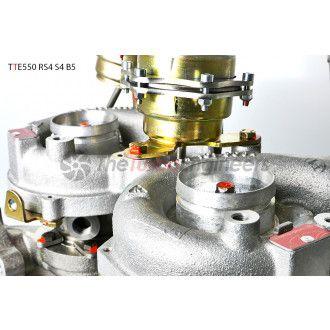 TTE Turbo TTE550 RS4 für Audi 2.7 T (RS4 B5) RS4 Hybrids