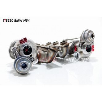 TTE Turbo TTE600 N54 from TTE550 N54 für BMW N54 komplett neu