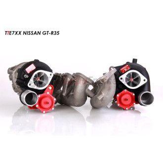 TTE Nissan GT-R TTE7xx Turbolader